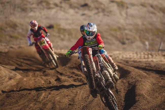 Motocross w prezencie na 18 urodziny dla brata