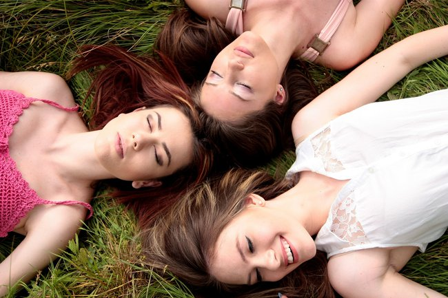 Wspólny relaks w prezencie urodzinowym dla siostry