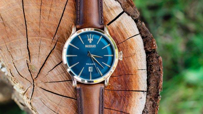 Элегантные часы в подарок на 50-летие мужу