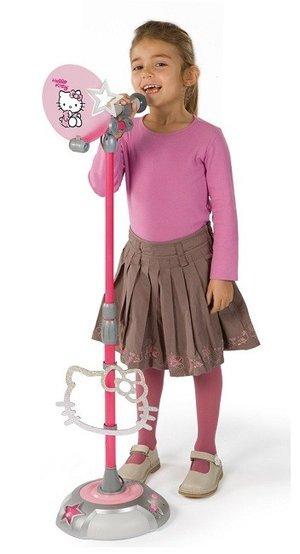 SMOBY Mikrofon Hello Kitty
