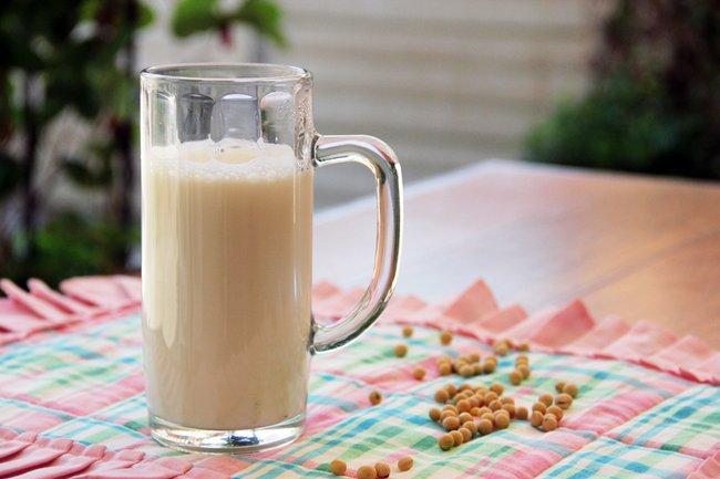 Mleko sojowe