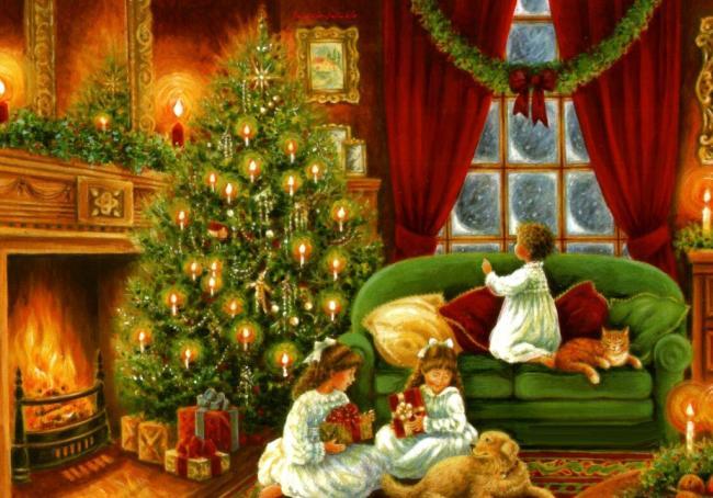 Jak przygotować dzieci na Święta Bożego Narodzenia... | Blog o prezentach