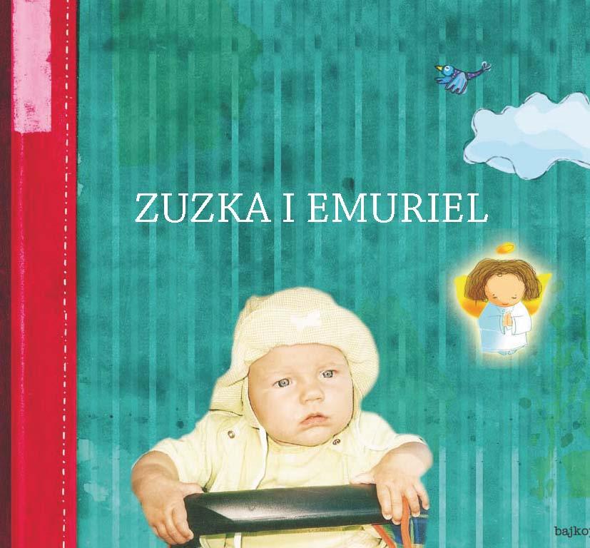 Personalizowana książka dla dziecka - uniklany prezent na Chrzest lub Roczek