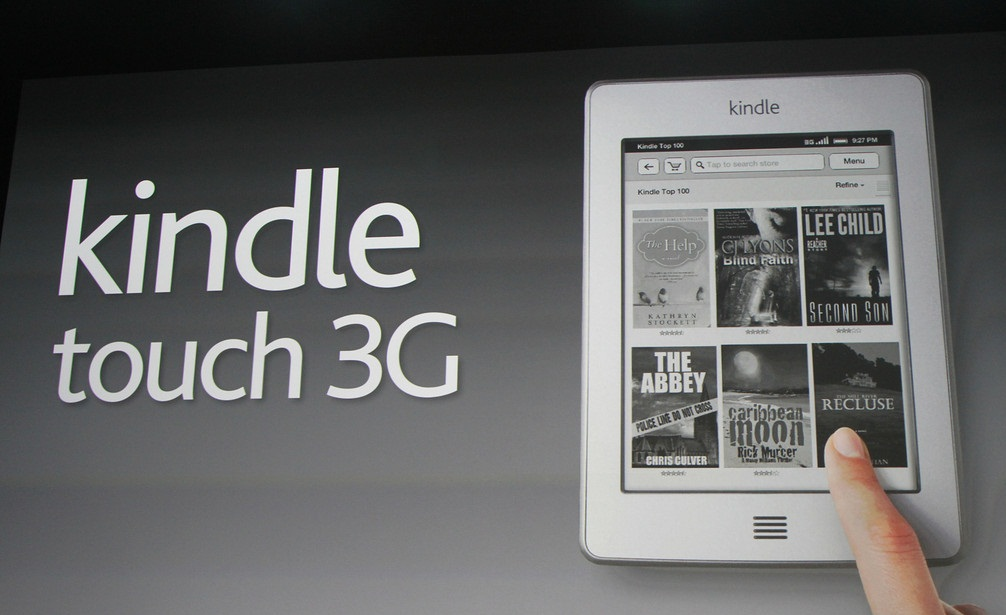 Kindle Touch 3G, źródło: hered99.com