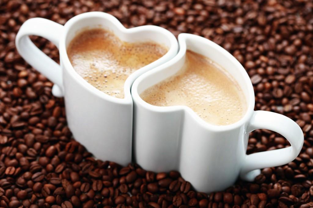 Zestaw kawy na prezent ślubny