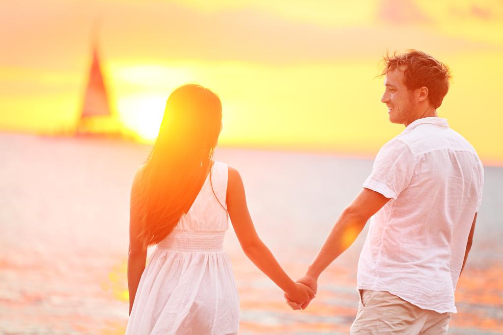 romantyczna podróż na pierwszą rocznicę