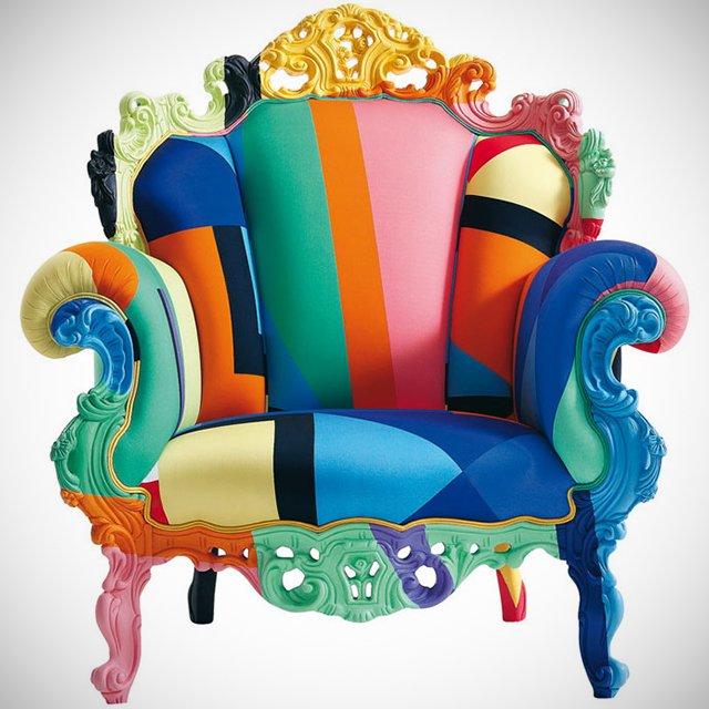 wygodny fotel dla pani domu