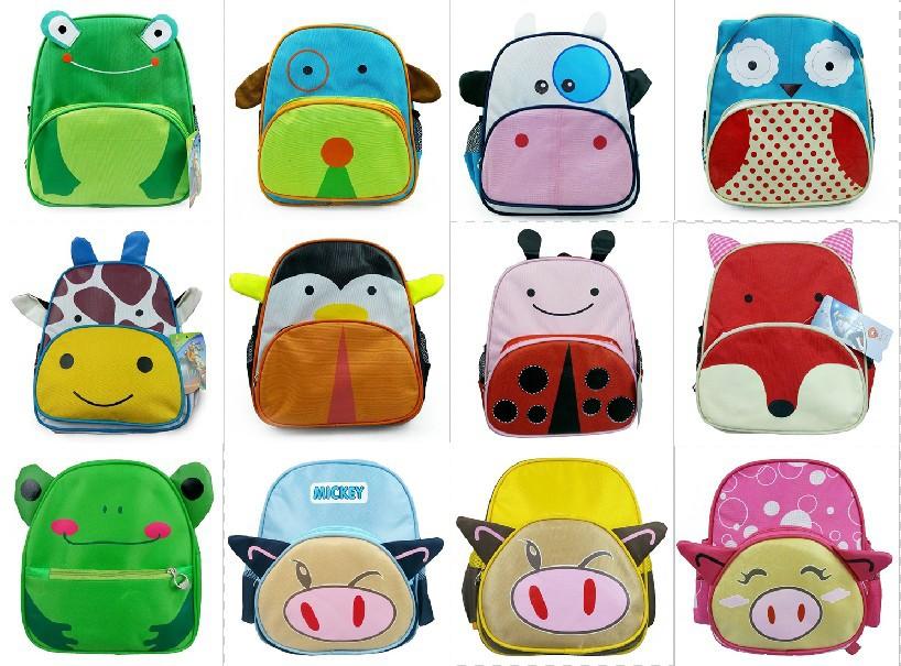 kolorowy plecak dla ucznia