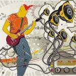 prezent_dla_fana_rock_n_rolla_plakat