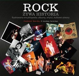 prezent_dla_fana_rock_n_rolla_rock_zywa_historia_ilustrowana_encyklopedia_albumy__artysci__kultowe_utwory