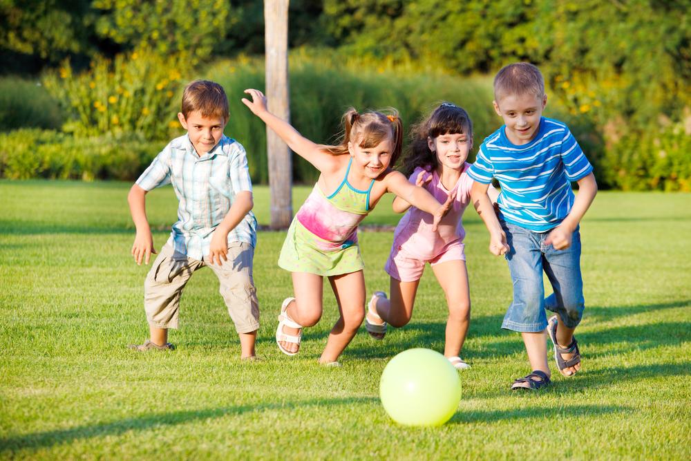 gra w piłkę - prezenty dla dzieci