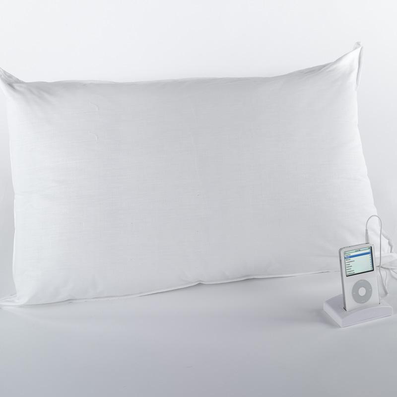 muzyczna poduszka na lepszy sen