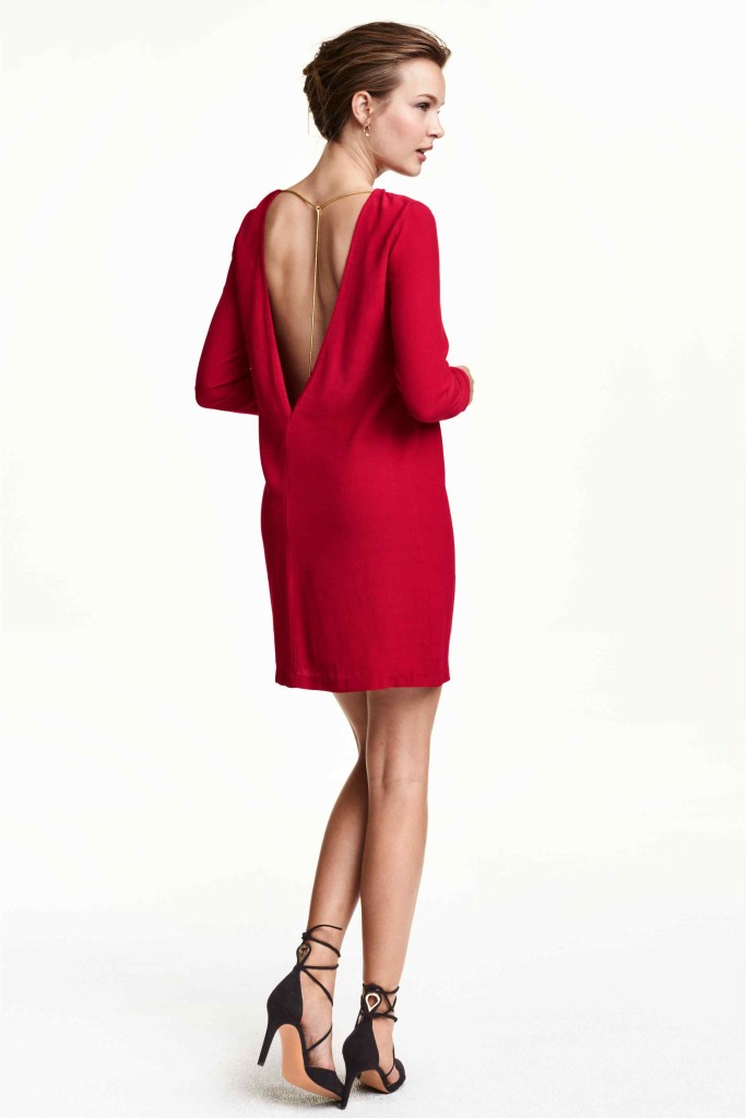 sukienki wieczorowe - H&M