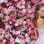 sukienki - pudrowy róż