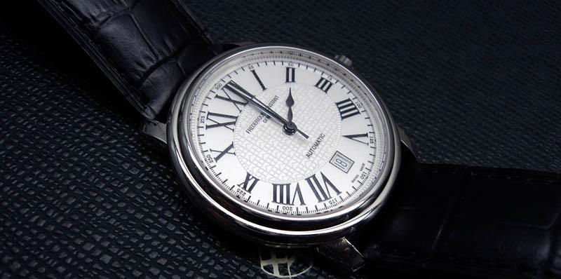 elegancki zegarek dla szefa