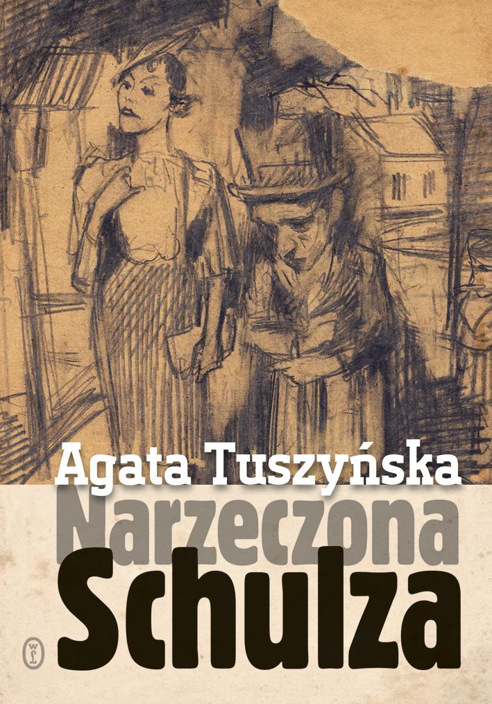Popularna_polska_literatura_piekna_narzeczona_schultza