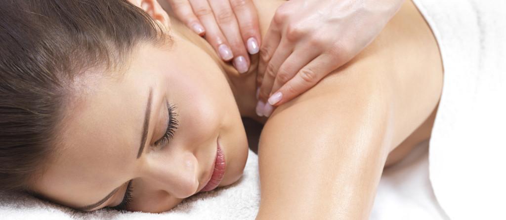 relaksujące masaże
