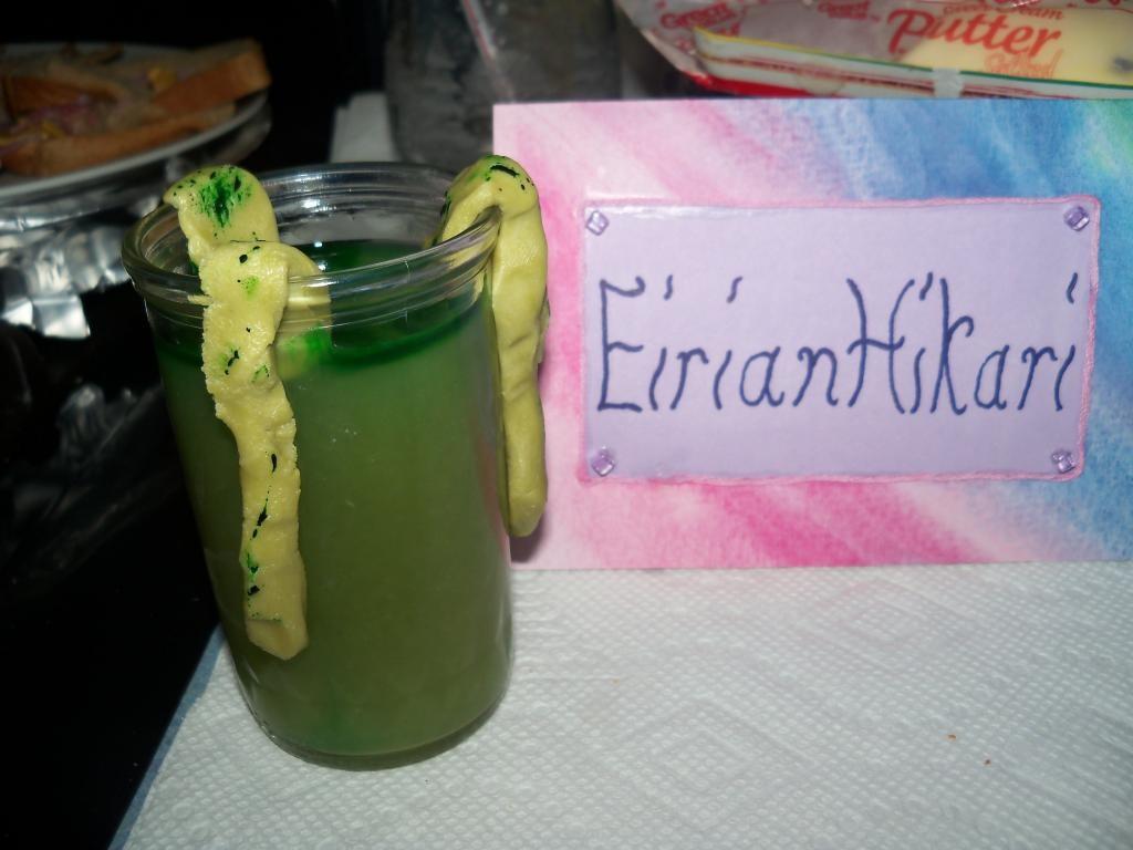zielony sok