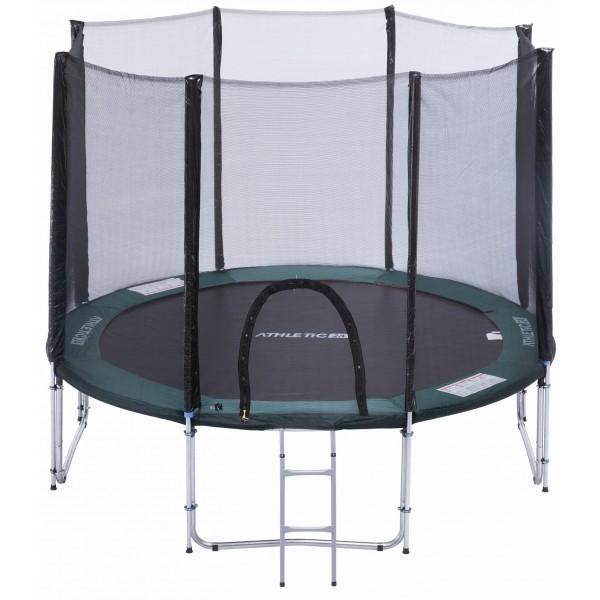 prezent na Komunię - trampolina