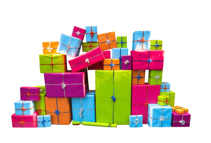 Dlaczego warto mieć prezenty na zapas?