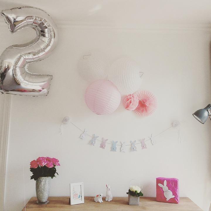 na drugie urodziny