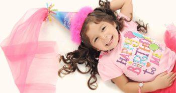 na czwarte urodziny
