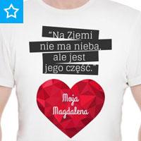 Koszulka z Twoim Nadrukiem
