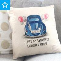 Poduszka personalizowana z nadrukiem